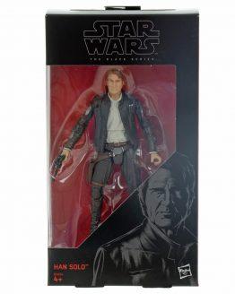 Black Series Han Solo Figure