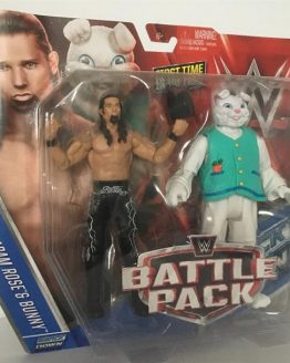WWE Adam Rose and Bunny