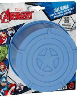 Captain America Shield Cake Mould